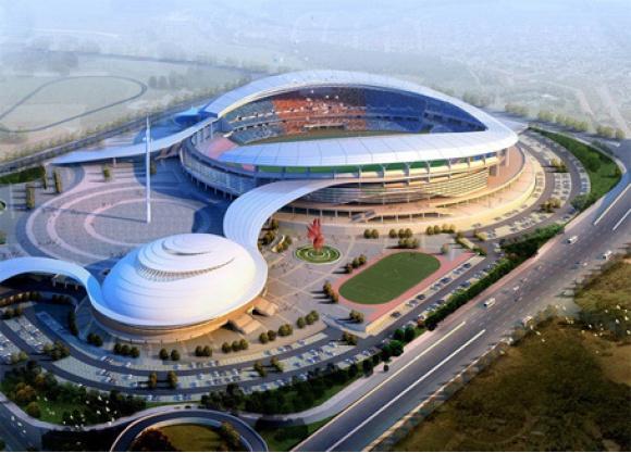 Nanjing Institute of Physical Education Stadium