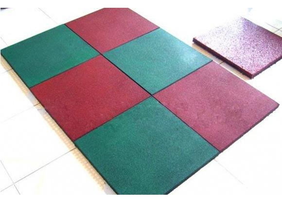 EPDM方形地砖
