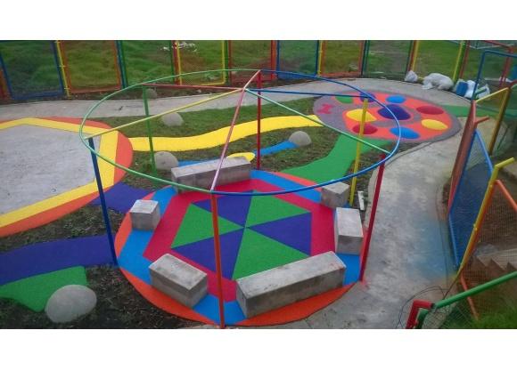 儿童场地立体造型设计